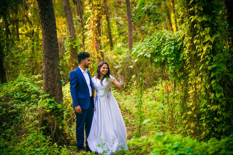 Best Places To Shoot Your Pre And Post Wedding Photography